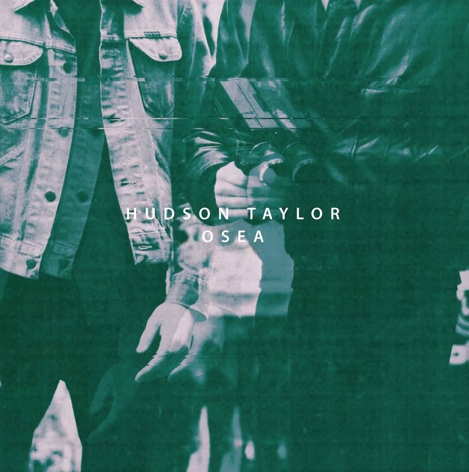 October 2013: Hudson Taylor EP  Had the pleasure of collaborating again with Conor Chignoli for the design of Hudson Taylor's third EP, Osea,