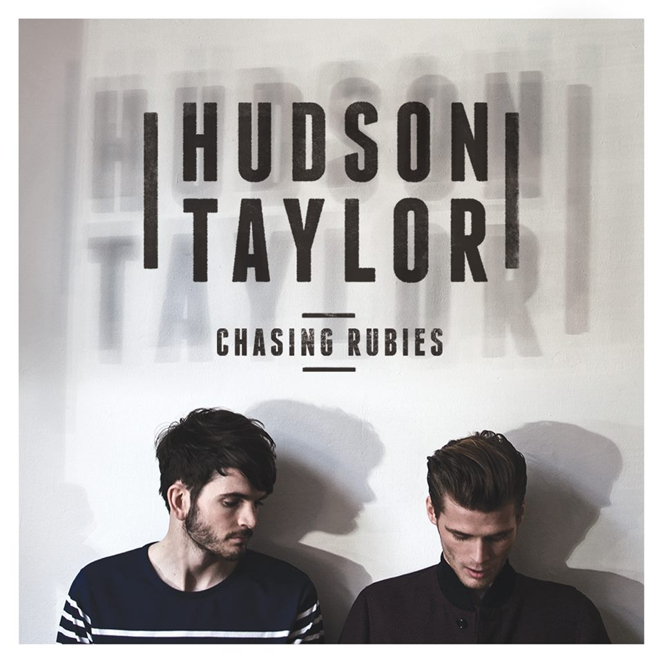July 2014: Shot the Hudson Taylor boys artwork for their new single Chasing Rubies.