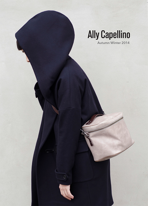August 2014: Worked with the star Agnes Lloyd-Platt on Ally Capellino's AW2014 Lookbook.
