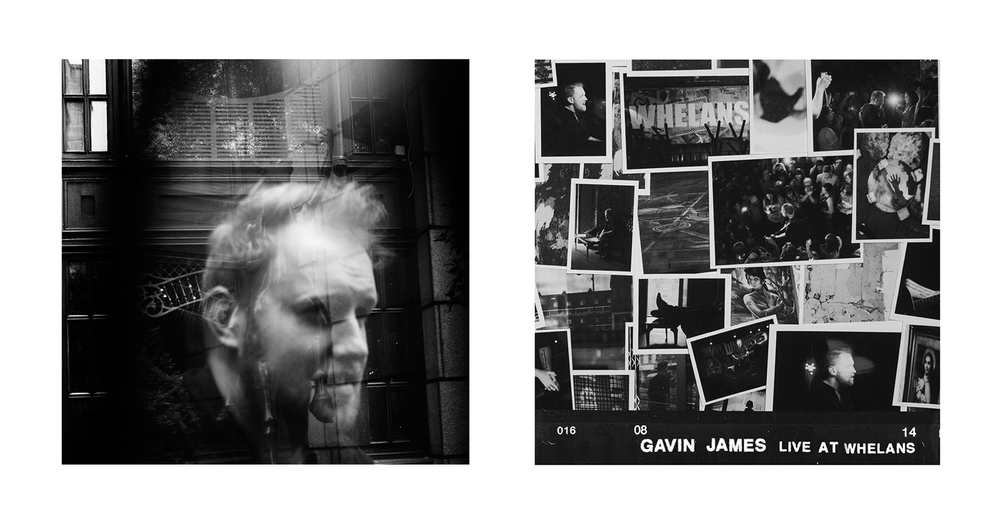 October 2014: I shot Gavin James's first album, Live At Whelans - it's released on the 28th of November.