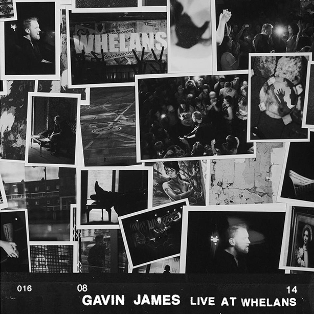 GAVIN JAMES.