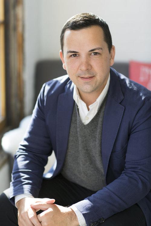 Brian Quinn,  VP of Experience