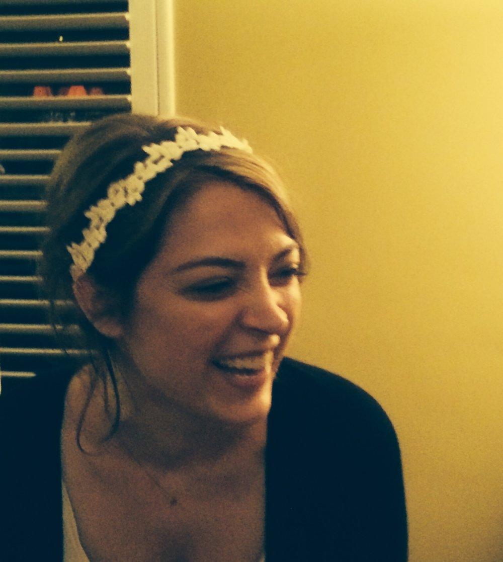 Lauren Beck,  Director of Programming