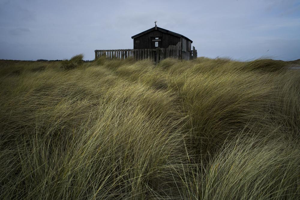 © Ben Cawthra. 03/02/2013. Weekend at Dad's bungalow cottage in Embleton, Northumberland