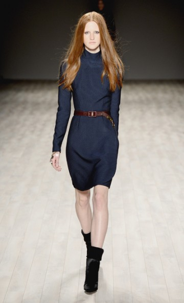 love this dress by jill stuart! wouldn't wear it with black booties but still love this look!