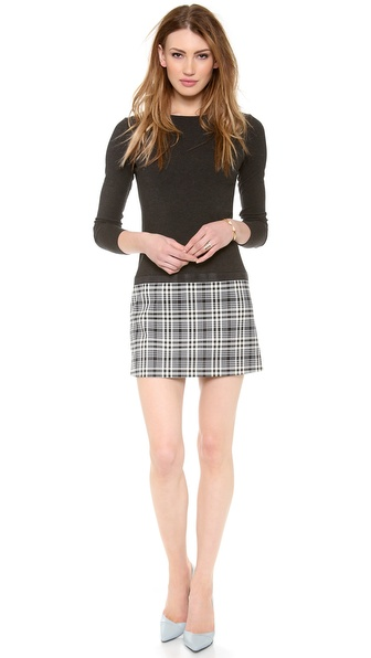 love this skirt and look from shopbop! i need these in my life!!