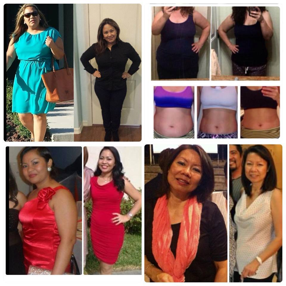 these are real people, real results from the valley!! incredible!