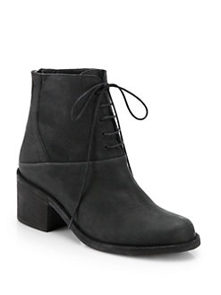 LD Tuttle The Rain Leather Ankle Boots