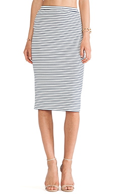 DAY TO NIGHT PENCIL SKIRT