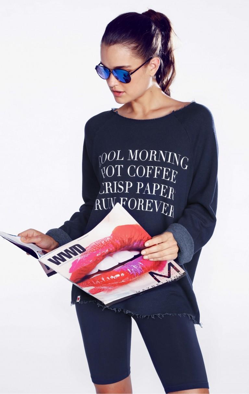 Run Forever Morning Sweatshirt