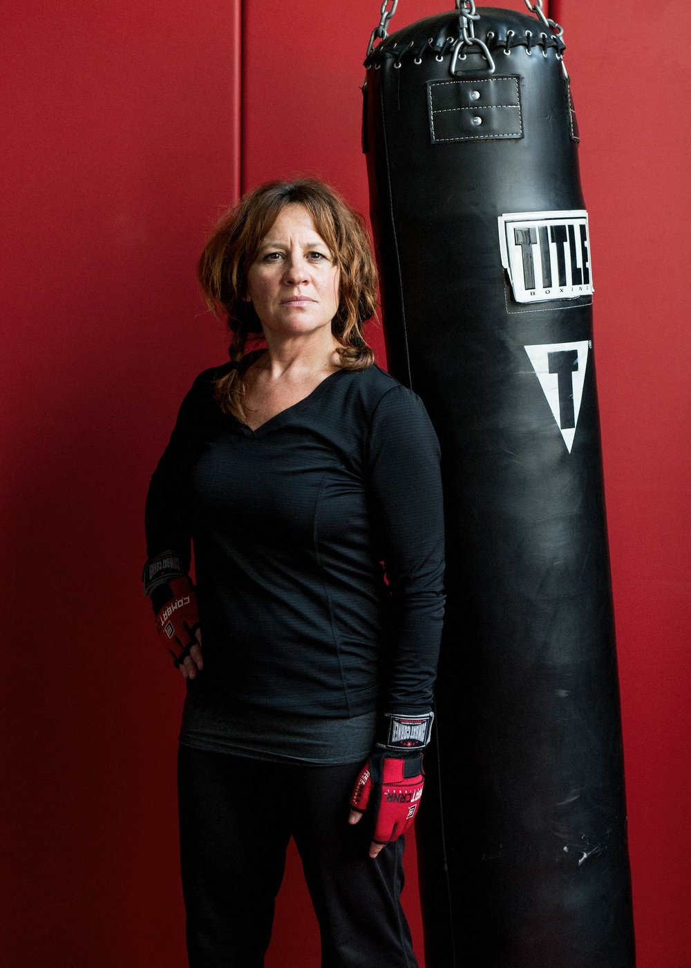 Jane, Self Defense Instructor for Women and Teen Girls