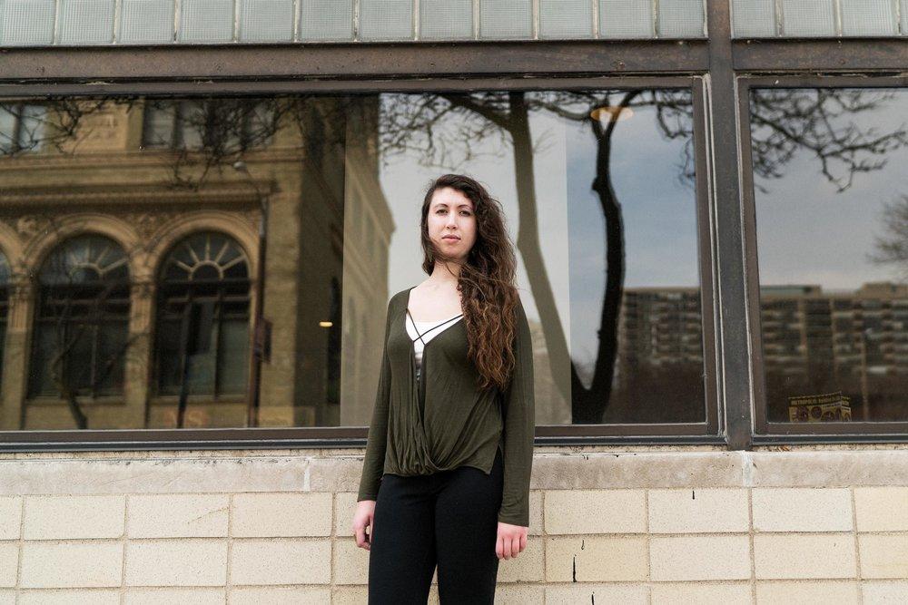 Lauren, Civil Engineering - Structural
