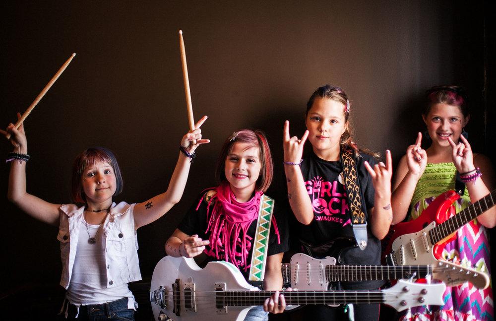Girls Rock Milwaukee