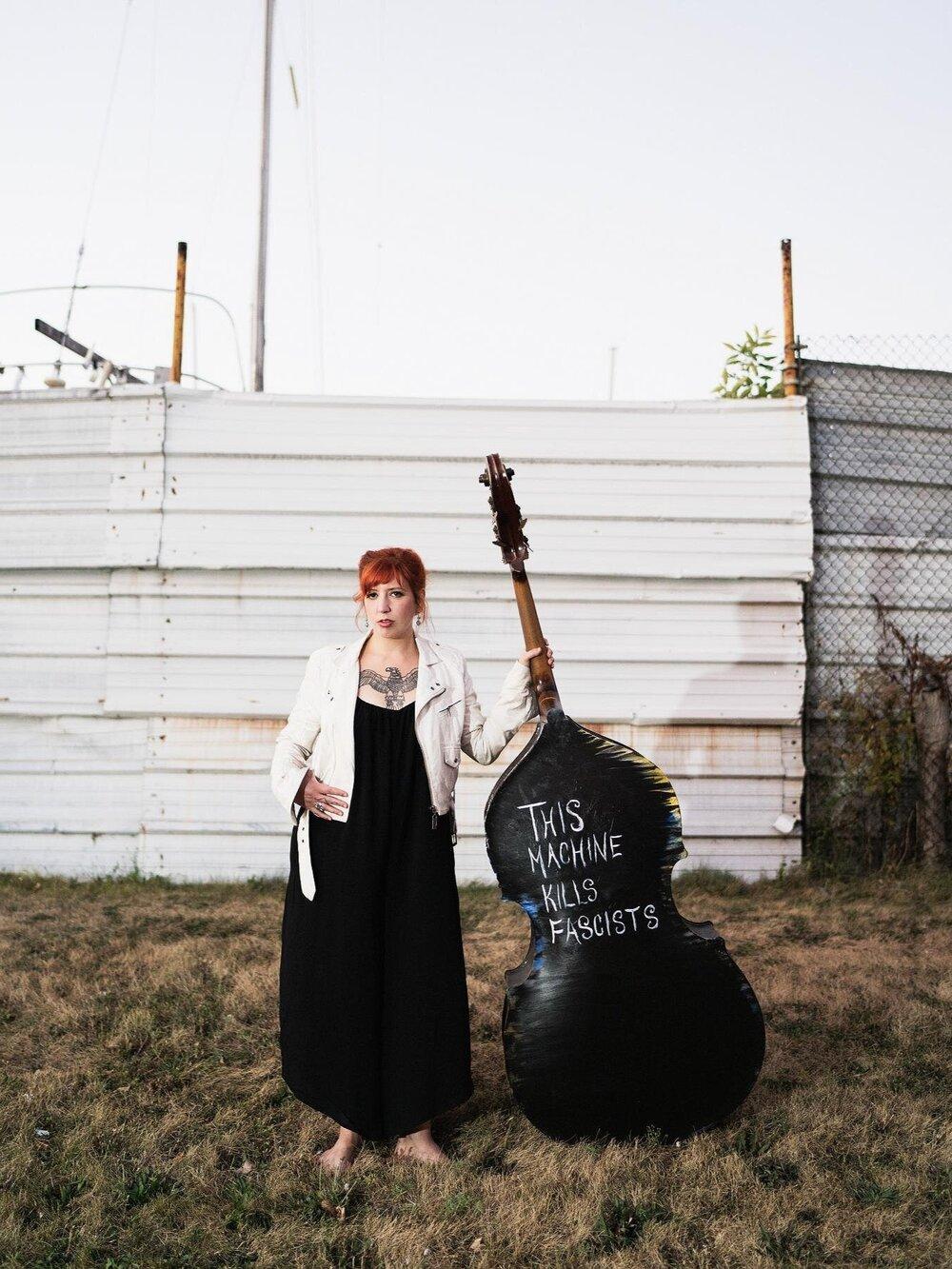 Musician, Johanna Rose