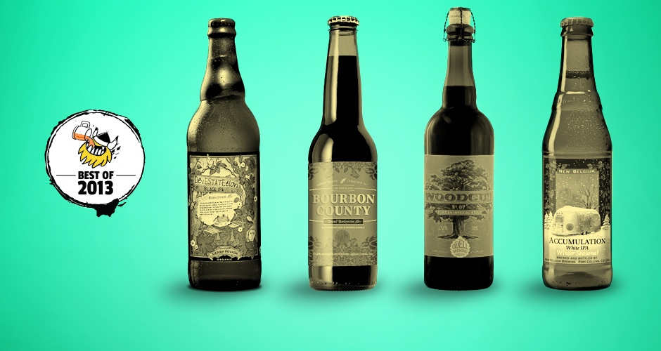 """Our crew of experts—including beer writers and bar owners—selects the craft brews that stood out from the pack this year. If you haven't tried them all yet, you've got something to look forward to in 2014."" WRITTEN BY  CHRIS SCHONBERGER  