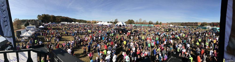 Across the Bay 10k presented by Michelob Ultra 11.6.16