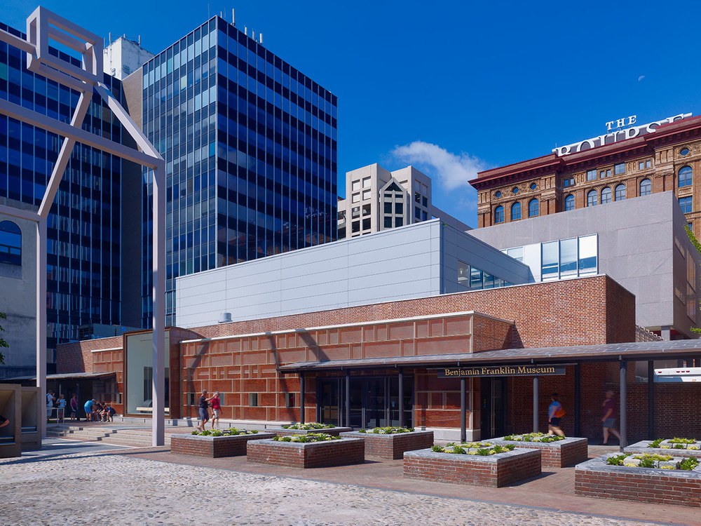 Quinn Evans Architects & Casson Mann Ltd.