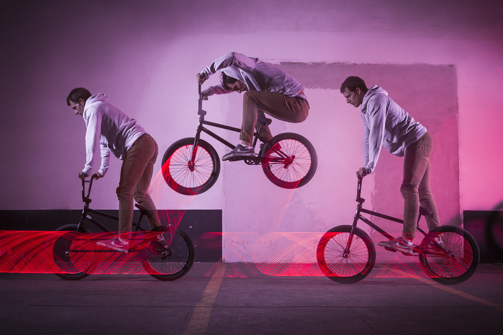 BMX Exposed by Davis Dudelis