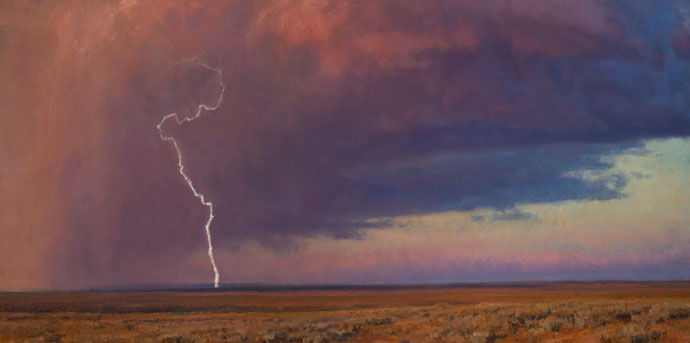 Thunderhead by Clyde Aspevig