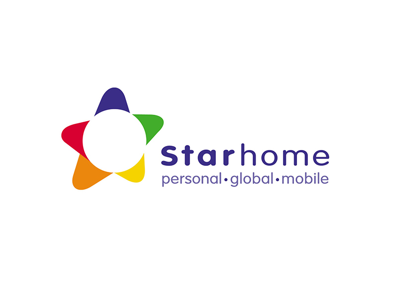 Starhome Re-Branding / Previous Brand Identity