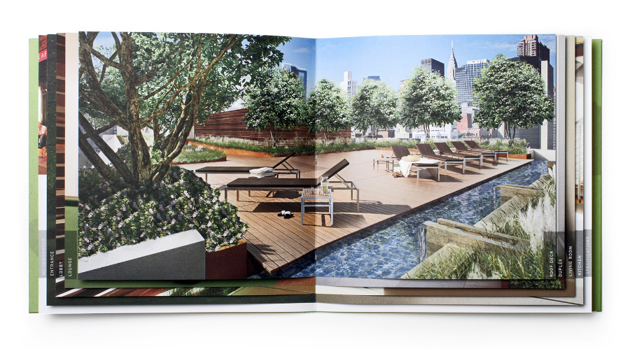 Toll Brothers / 303 East 33rd / Brochure