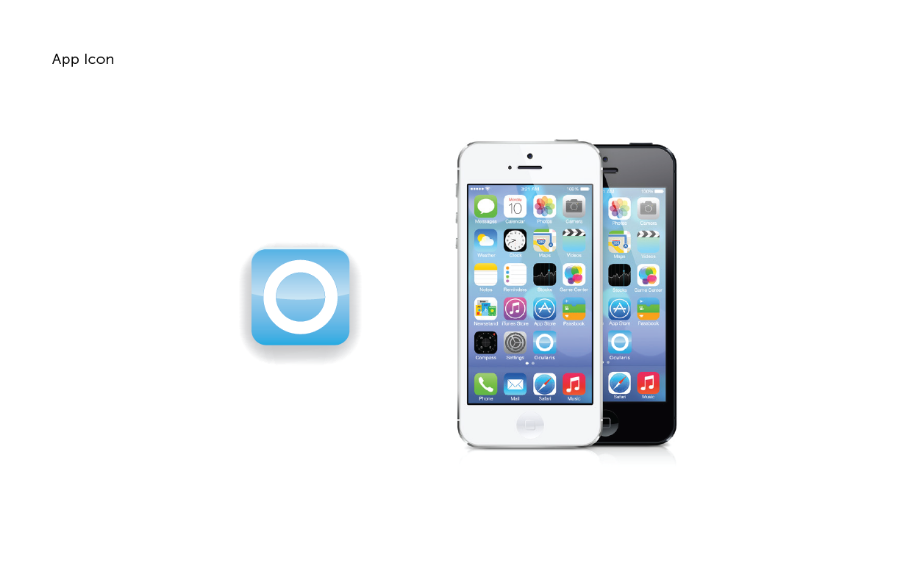 OnSSI Ocularis 4.0 / Promotion / App Icon