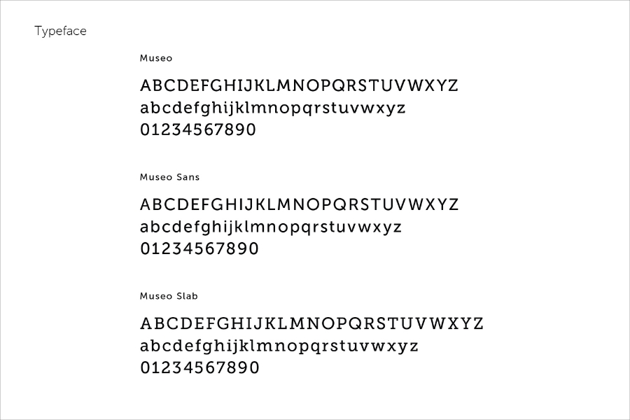 OnSSI Ocularis 5.0 / Branding / Typeface