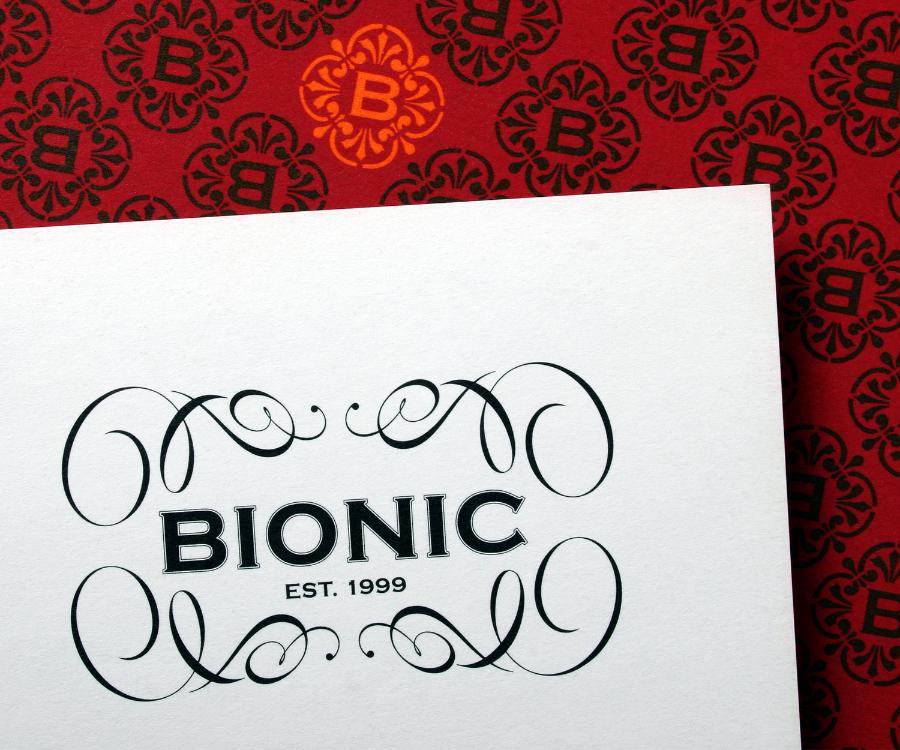 Bionic Branding / Brand Identity