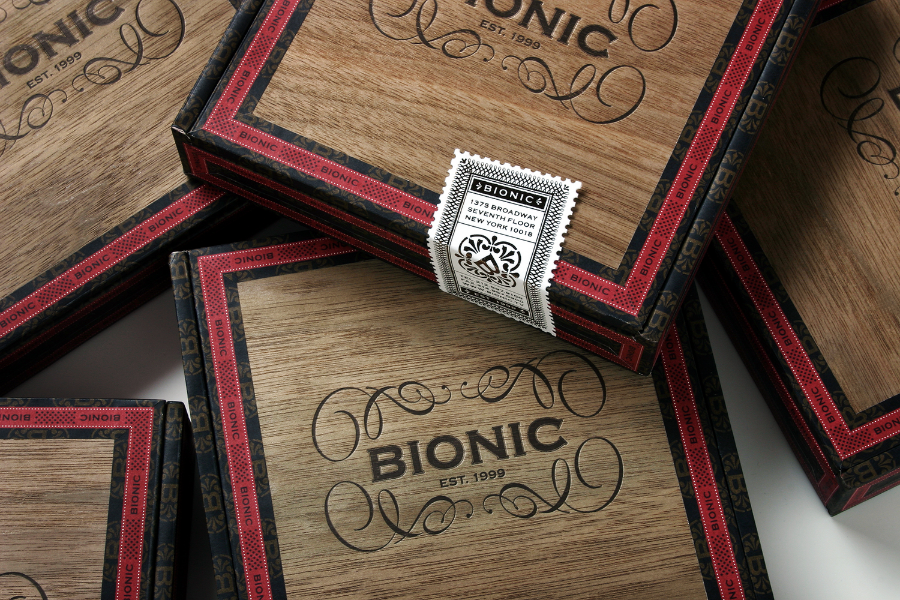 Bionic Branding / Promotion Box