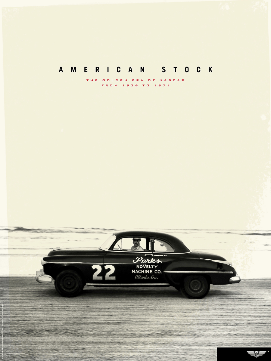 American Stock Branding / Poster