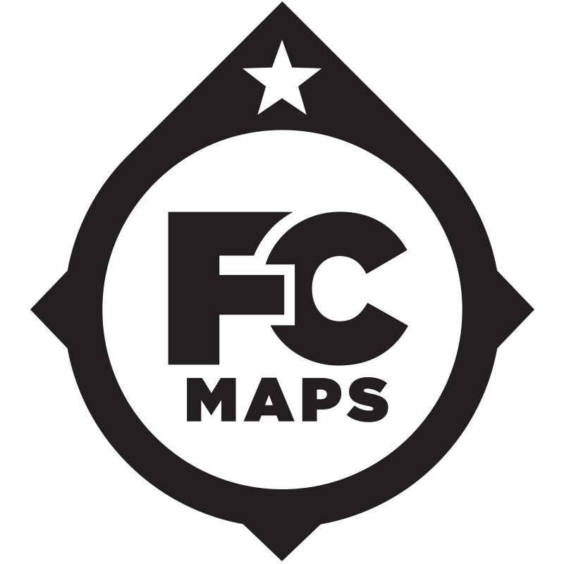 Football Club Maps