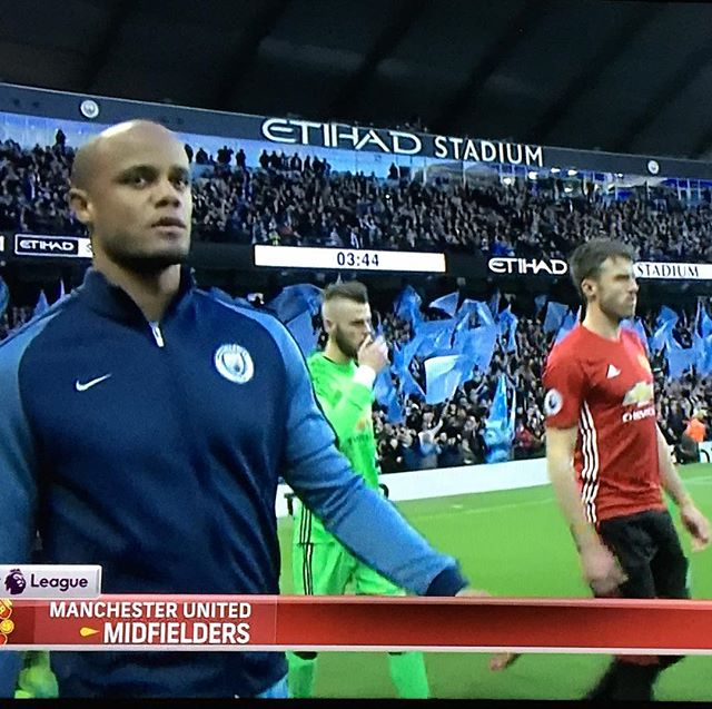 Here we go! #manchesterderby