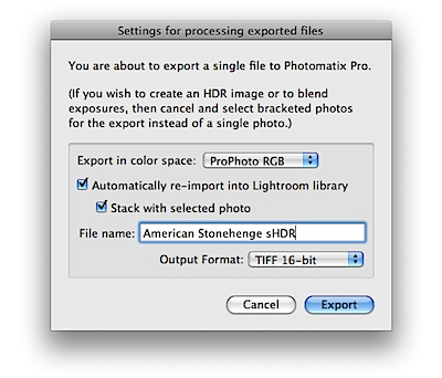 Settings for processing exported files.jpg