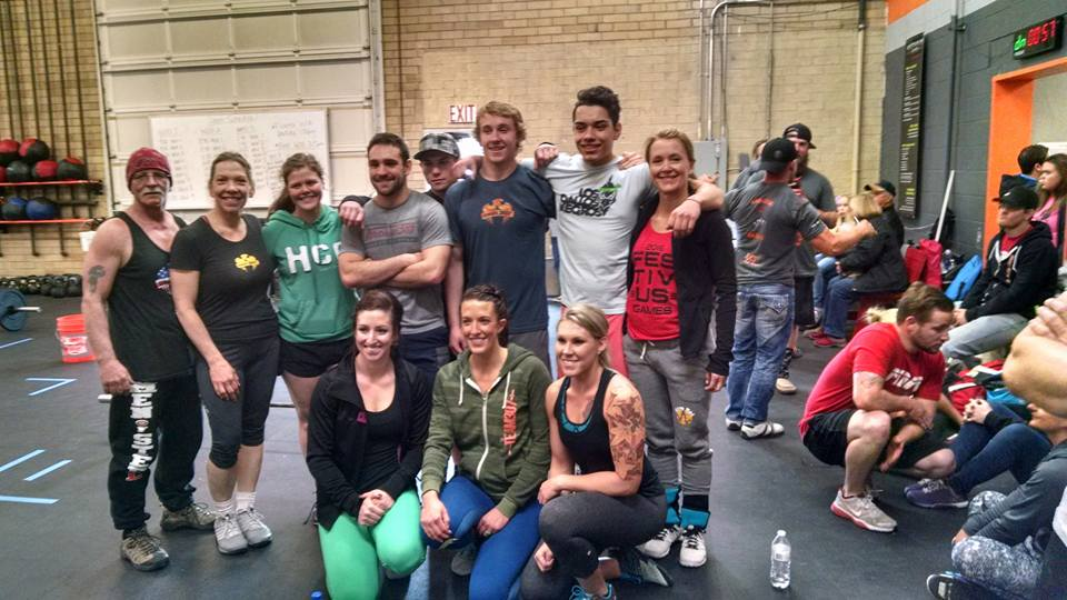 Congrats to our 307 Athletes who competed at Festivus this weekend! In their respective divisions, Willow finished 3rd, Kaitlyn finished 2nd, Neil finished 1st, Jackson finished 3rd, Brian finished 2nd, Penney finished 1st and Darla finished 2nd! We couldn't be more proud of everyone for representing the 307! Thanks Kellen for the updates and pics!