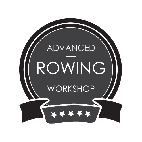 Rowing Workshop - Nov 11 9:15am. Only 20 spaces available.