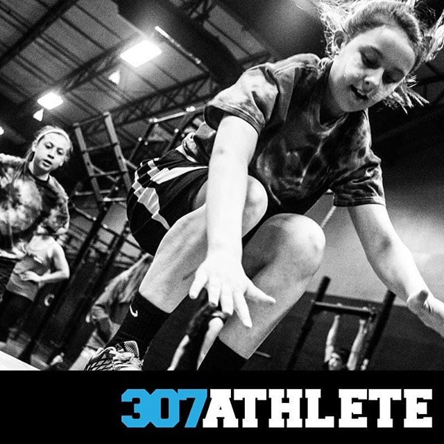 The next 307 Athlete Course is coming up soon! Jan 7 - Feb 13. Sign your kids up at 307athlete.com