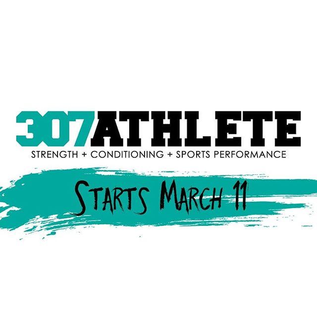 The next 307 Athlete Class starts Mar 11! This is a strength, conditioning and sports performance class for kids ages 5-7, 8-11 and 12-17. Check out 307athlete.com for more info and sign up.  #cf307 #crossfitkids #crossfit #fitness