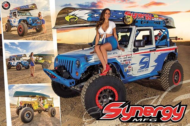 Recent Shoot and poster design I did for @synergymfg with the wonderful @trophywifekepler of the #ua2015 builds for @4wheeloffroad  #bradleylindsethent #bradleylindseth #photographer #photography #photoglife #instagood #picoftheday #photooftheday #all_shots #photoshoot #photodaily #photogram #canon #canon6d #canon7d #canon_photography #adobe #photoshop #retouch #retoucher #instagood #picoftheday #bestoftheday #instadaily #instafamous #jeep #jeeplife #jeeping #4x4