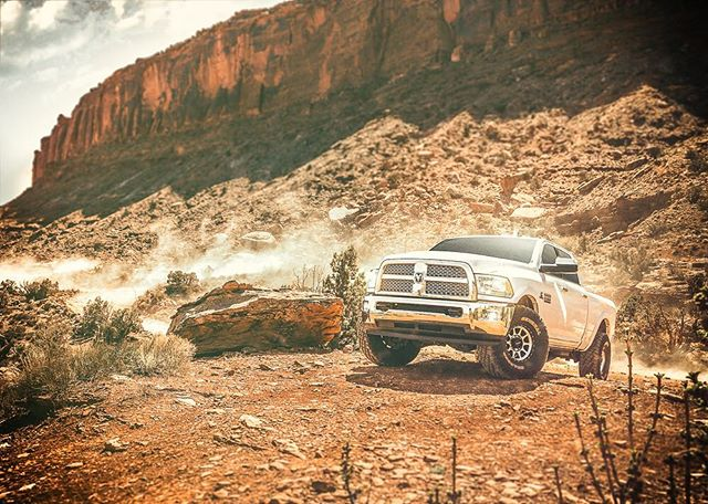 Stopped to take in the view while exploring in Moab last week #picoftheday #instadaily #photoshop #photooftheday #photography #photography #canon #synergymfg #dodge #cummins #diesel