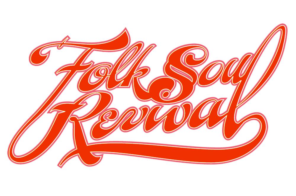 Logo (2012). For band Folk Soul Revival.