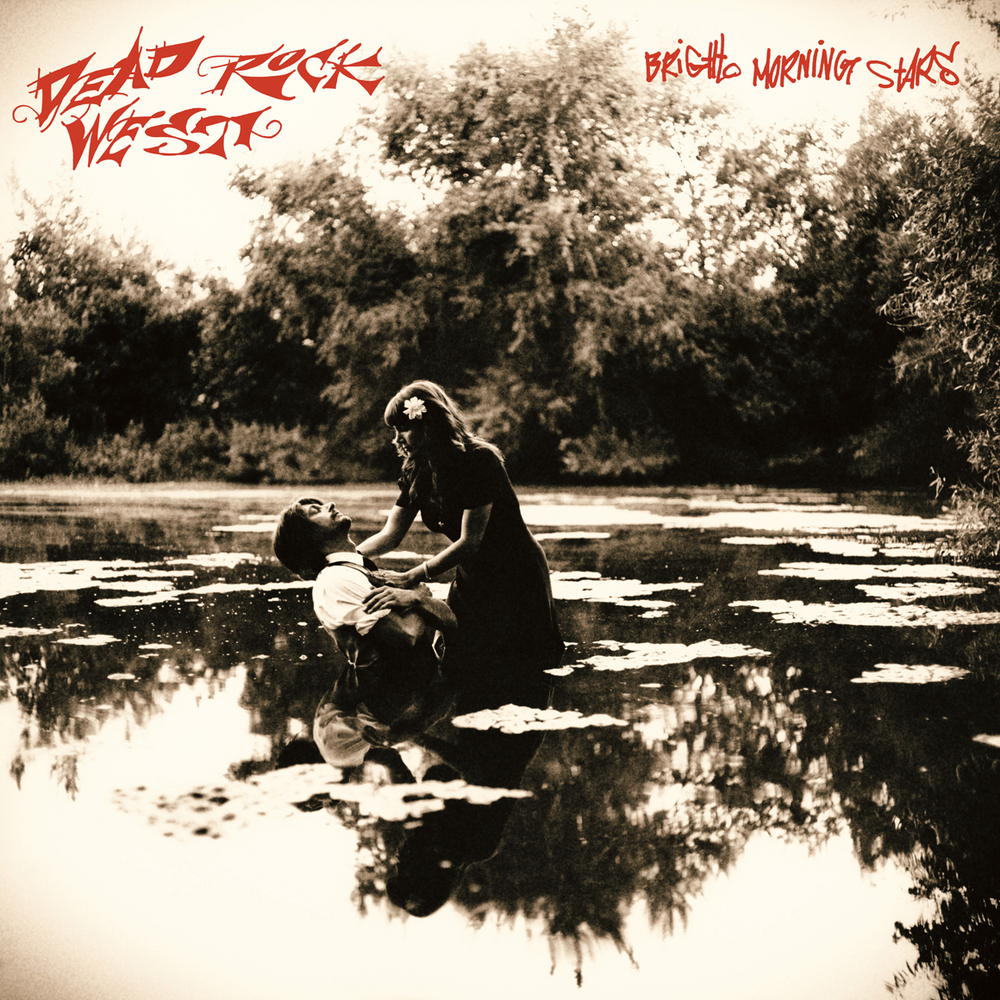 Dead Rock West LP & CD (2011). Art Direction & Packaging Design. Photographer Jim Herrington. Hand Lettering Exene Cervenka.