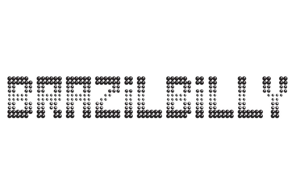 Logo (2012). Design for Nashville's own, Brazilbilly.