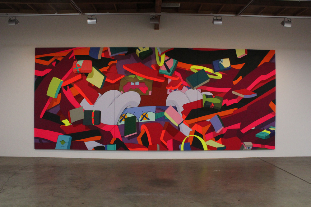 Fantasy (Los Angeles, CA) Artist: KAWS