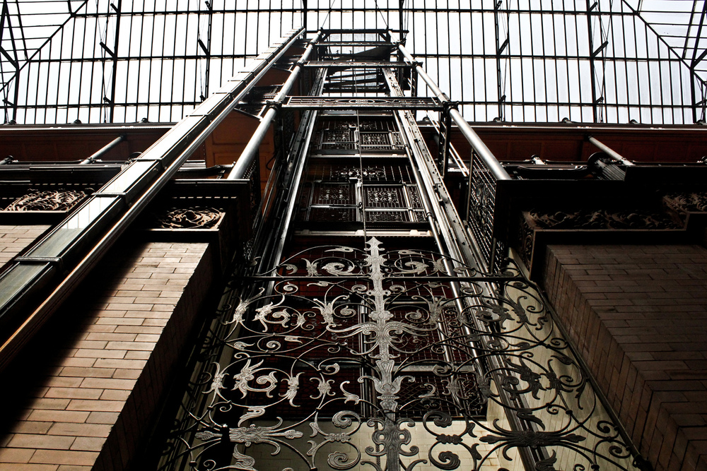 Bradbury Building (Los Angeles, CA)