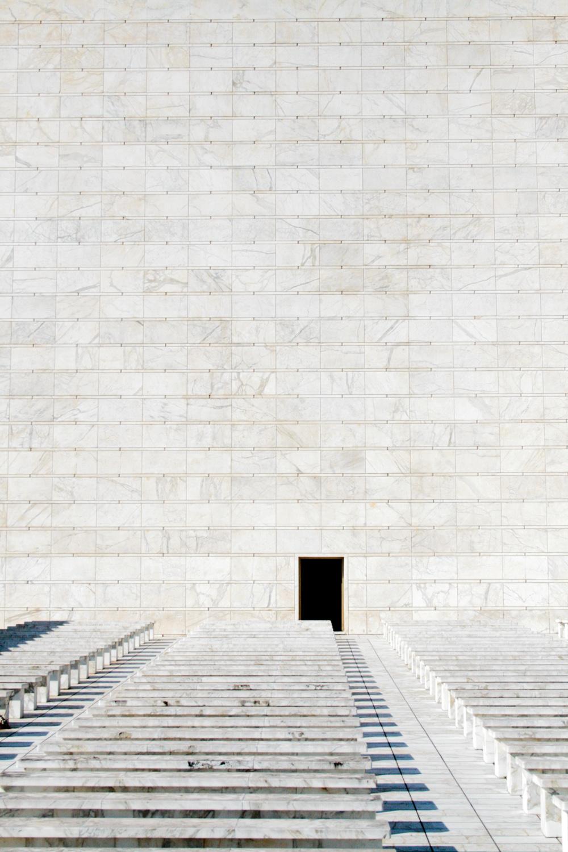 Palazzo dei Congressi (EUR, Italy)