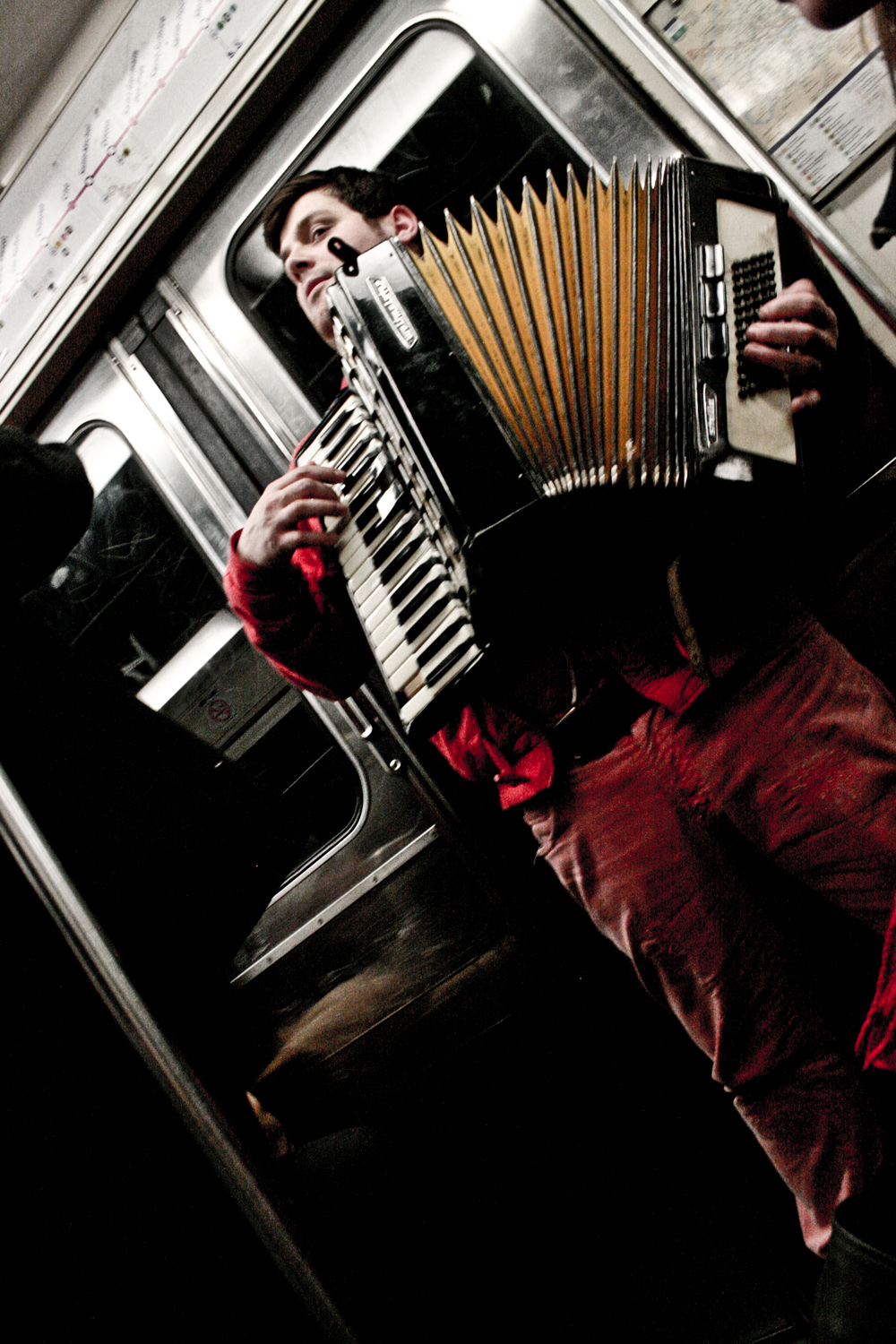 Accordion Man (Paris, France)