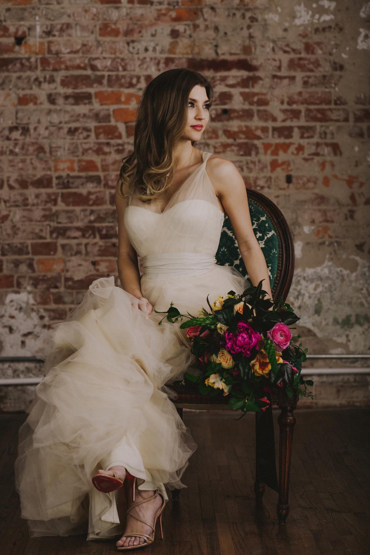 Maxit Flower Design- Dark Flowers- Bride- Houston, TX