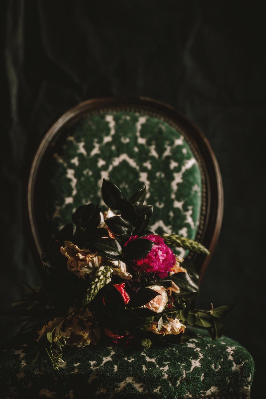 Maxit Flower Design- Dark Flowers- Houston Events