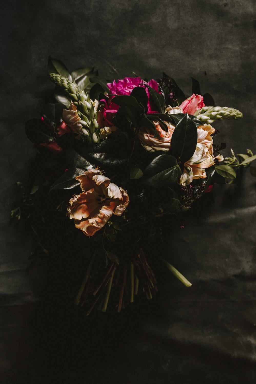 Houston Events- Dark Flowers- Maxit Flower Design- Flowers