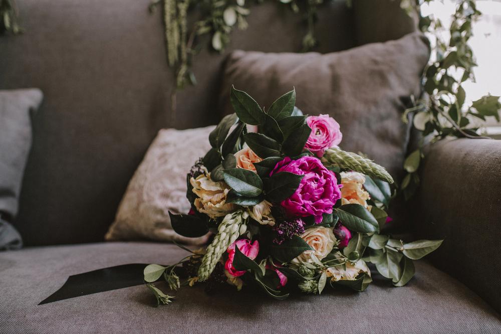 Dark Flowers Bouquet- Maxit Flower Design- Houston Events